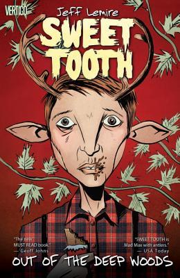 Sweet Tooth, Volume 1 by Jeff Lemire