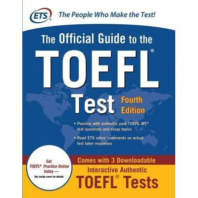 official guide to the toefl test 4th edition by educational testing rh goodreads com toefl ibt official guide 4th edition toefl ibt official guide 4th edition