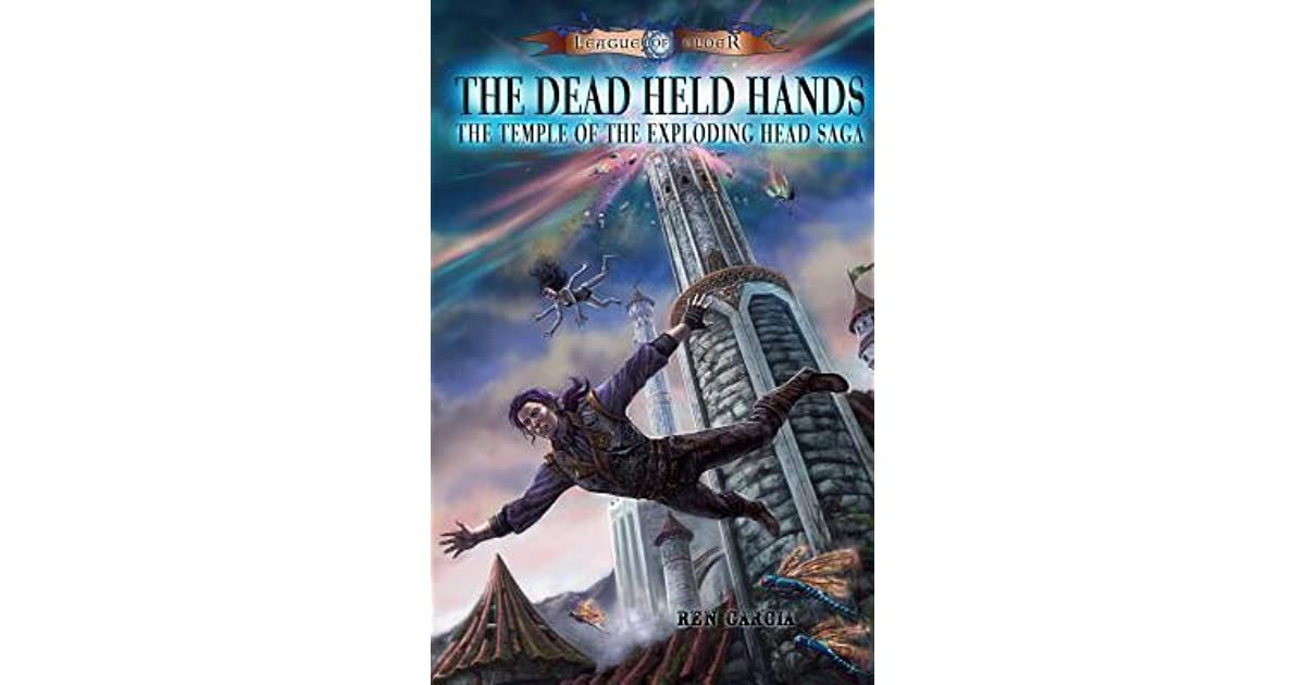 The Dead Held Hands By Ren Garcia