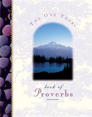 The One Year Book of Proverbs
