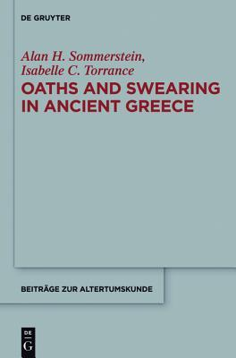 Oaths and Swearing in Ancient Greece