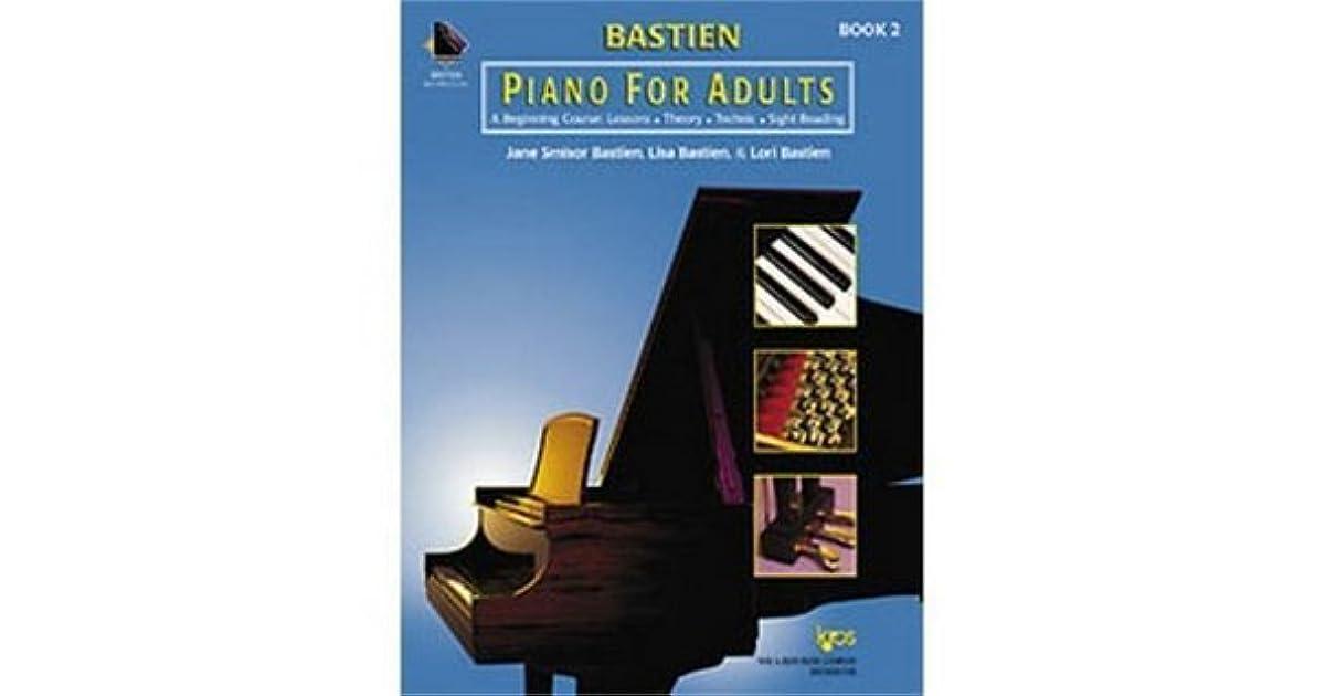 Adult bastien piano