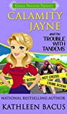 Calamity Jayne and the Trouble with Tandems (Calamity Jayne, #7)