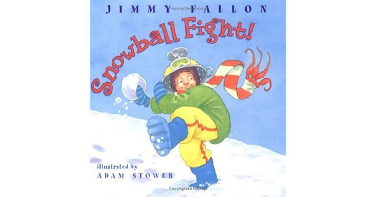 Snowball Fight By Jimmy Fallon