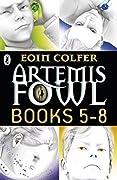 Artemis Fowl: Books 5-8