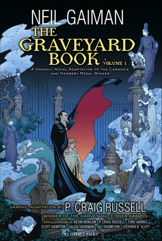 The Graveyard Book: Volume 1