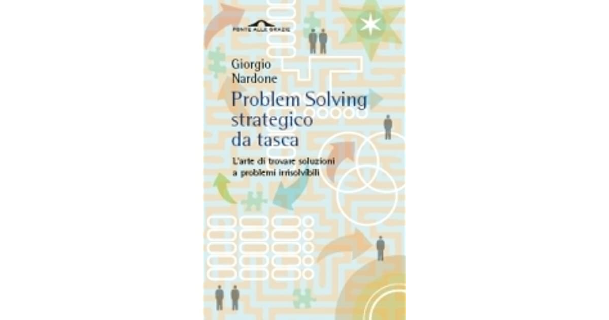 nardone problem solving strategico da tasca