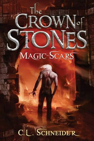 Magic-Scars (The Crown of Stones, #2)
