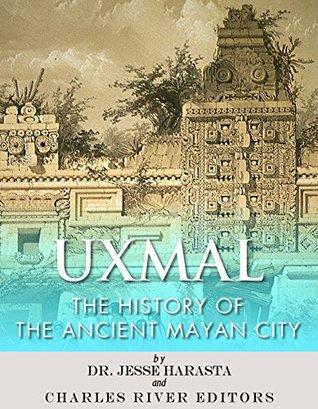 Uxmal by Jesse Harasta