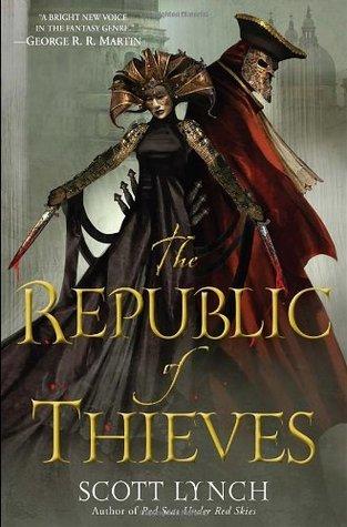 Scott Lynch - Gentleman Bastard 3 - The Republic of Thieves