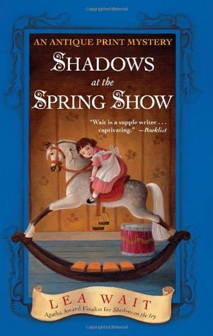 Shadows at the Spring Show (Antique Print, #4)