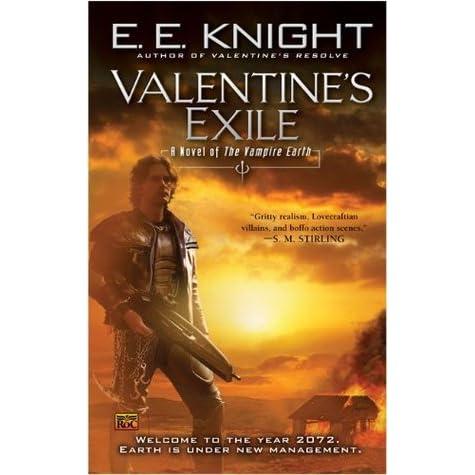 Valentines Resolve (Vampire Earth, Book 6)