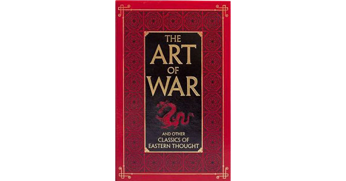 Art Of War Book Cover : The art of war and other classics eastern thought by