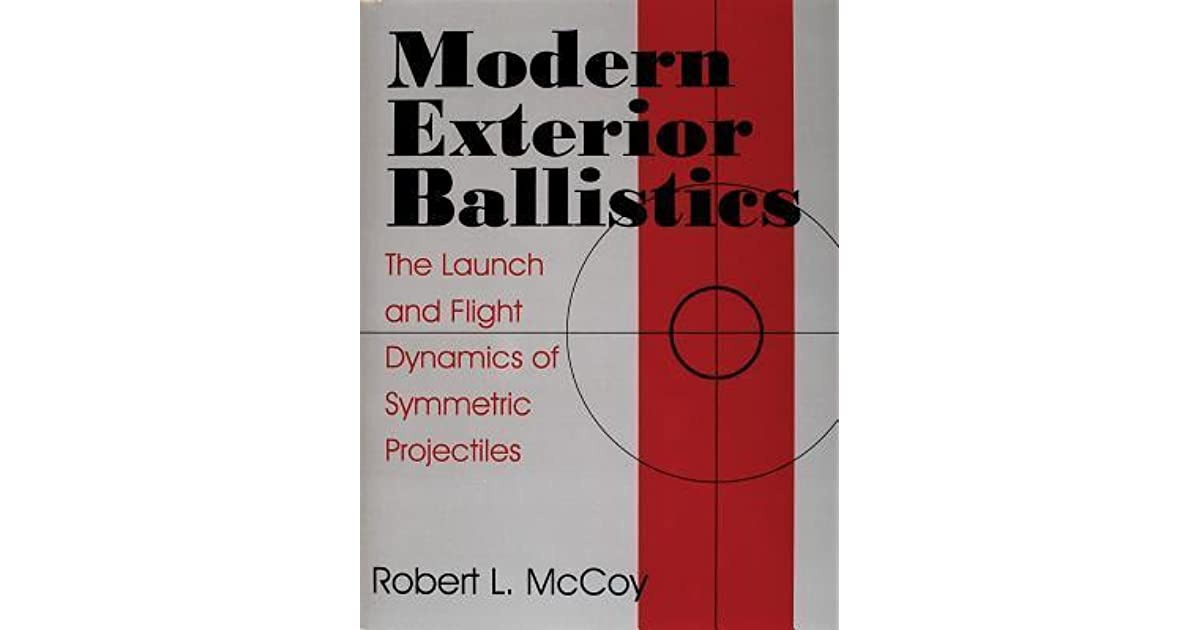 MODERN EXTERIOR BALLISTICS MCCOY EBOOK DOWNLOAD