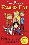 Five and a Half-Term Adventure (Famous Five, #21.6)