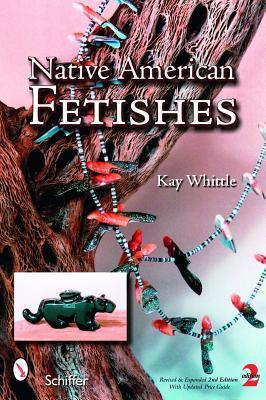 native fetish southwest carving American