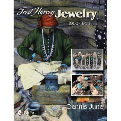 Dennis June S Review Of Fred Harvey Jewelry 1900 1955