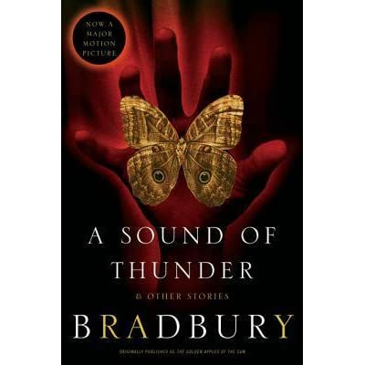 a sound of thunder and nethergrave essay English critical essay bradbury's the sound of thunder and skurzynski's nethergrave are both intriguing science fiction stories both stories are about technology changing the life of an individual.