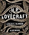 Cover image for The New Annotated H.P. Lovecraft