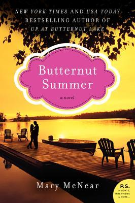 Butternut Summer (The Butternut Lake Series, #2)
