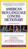 American Sign Language Concise Dictionary