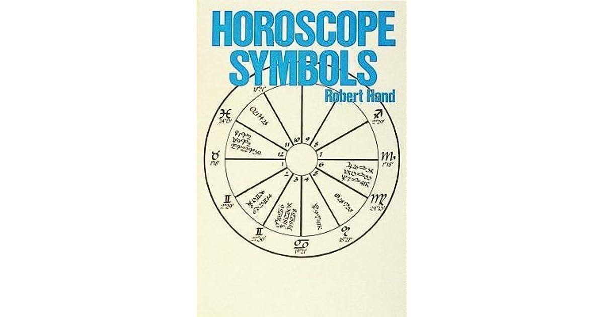 Horoscope Symbols By Robert Hand