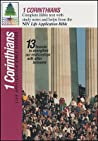 1 Corinthians: Life Application Bible Studies (NIV)