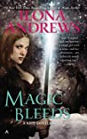 Magic Bleeds (Kate Daniels, #4) audiobook review