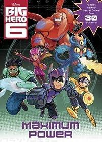 Big Hero 6 Activity Book (Disney Big Hero 6)