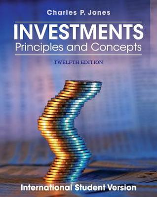 investment by charles p jones 12th edition pdf free download