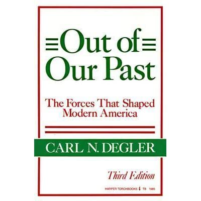 thesis new kind revolution carl n degler By carl n degler summer reading assignment for american history pre/ap 8/20/2007 mr gronich chapter 1: the beginnings discus the puritans attitudes toward the pleasures of life.