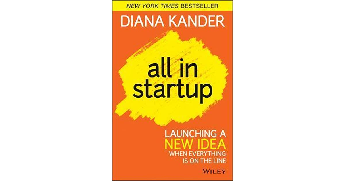all in startup launching a new idea when everything is on the line