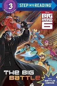 Big Hero 6 Deluxe Step into Reading (Disney Big Hero 6)