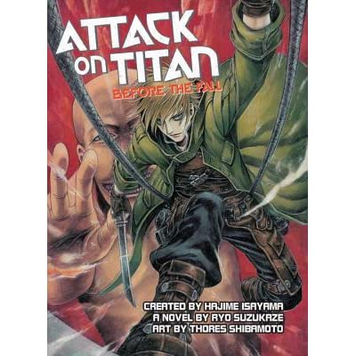 List of Attack on Titan: Before the Fall chapters