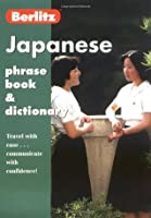 Berlitz Japanese Phrase Book
