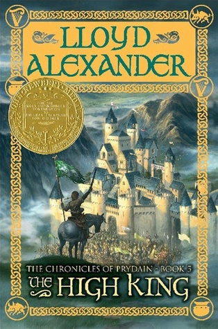 The High King by Lloyd Alexander