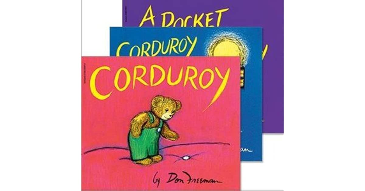 My 1st Corduroy