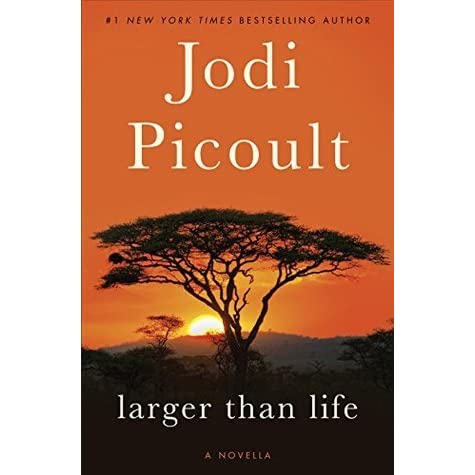 Larger Than Life by Jodi Picoult — Reviews, Discussion ...