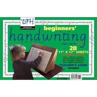 BFH, A Manual For Fluent Handwriting
