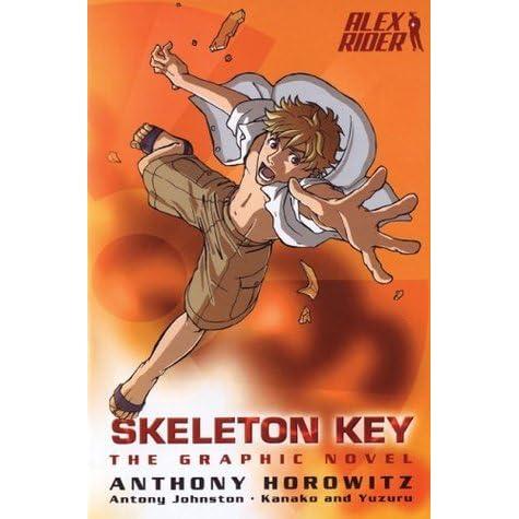 Free download ebook alex key rider skeleton
