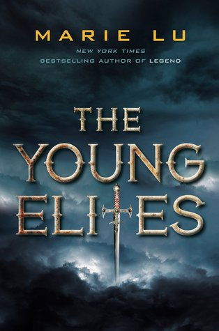 The Young Elites (The Young Elites, #1) by Marie Lu