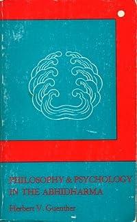Philosophy & Psychology in the Abhidharma