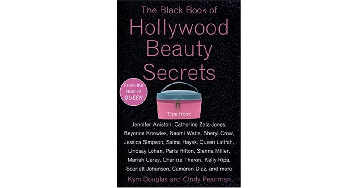 Beauty secrets hollywood book of black