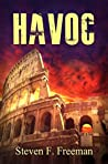 Havoc (The Blackwell Files, #4)