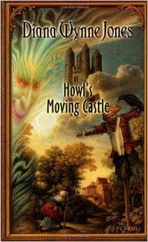 Howl's Moving Castle Diana Jone