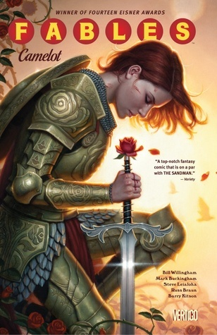 Fables Vol. 20: Camelot (Fables