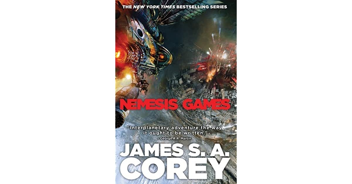 Nemesis Games (The Expanse, #5) by James S A  Corey