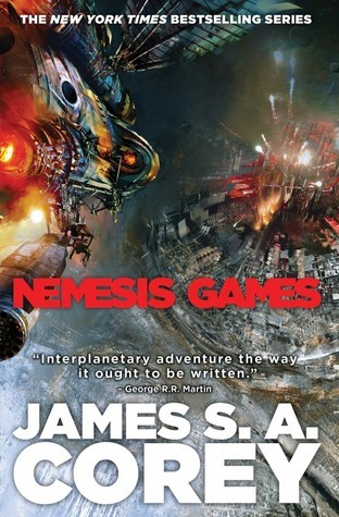 Nemesis Games James Corey
