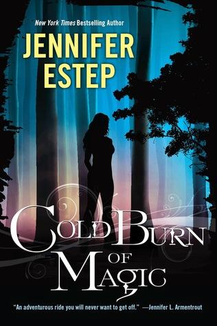 Cold Burn of Magic (Black Blade, #1)