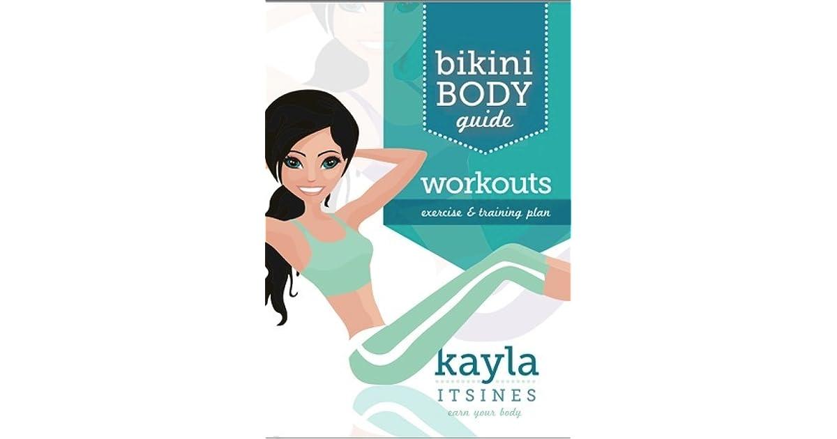 Bikini body guide workouts by kayla itsines fandeluxe Gallery